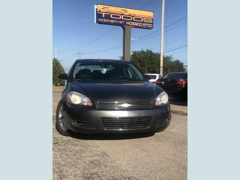 2011 Chevrolet Impala for sale in Oklahoma City, OK