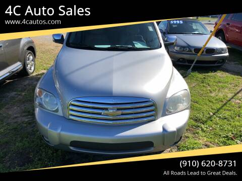2006 Chevrolet HHR for sale at 4C Auto Sales in Wilmington NC