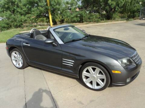 2005 Chrysler Crossfire for sale at SPORT CITY MOTORS in Dallas TX