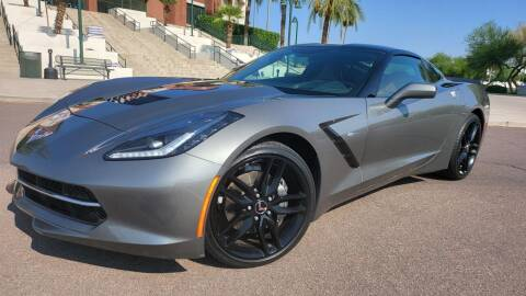 2015 Chevrolet Corvette for sale at Arizona Auto Resource in Tempe AZ
