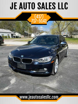 2014 BMW 3 Series for sale at JE AUTO SALES LLC in Webb City MO