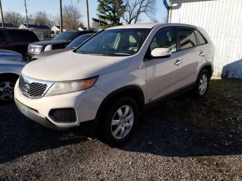 2011 Kia Sorento for sale at Cars & Pieces LLC in Connersville IN