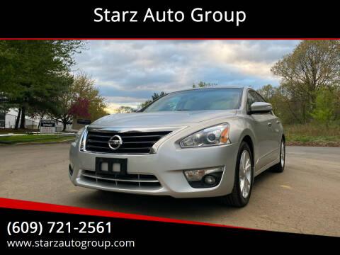 2014 Nissan Altima for sale at Starz Auto Group in Delran NJ