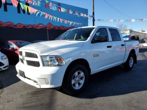 2016 RAM Ram Pickup 1500 for sale at DPM Motorcars in Albuquerque NM