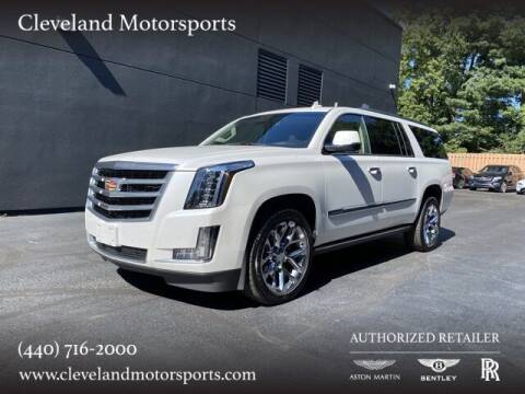 2016 Cadillac Escalade ESV for sale at Drive Options in North Olmsted OH