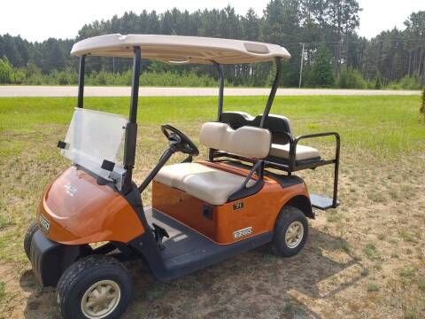 2015 E-Z-GO RXV Electric Golf Cart  for sale at Elk Creek Motors LLC in Park Rapids MN