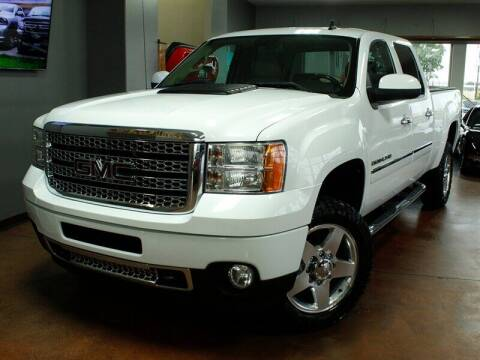 2011 GMC Sierra 2500HD for sale at Motion Auto Sport in North Canton OH