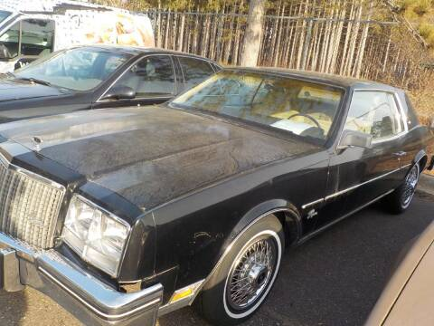 1983 Buick Riviera for sale at Route 65 Sales & Classics LLC - Classic Cars in Ham Lake MN