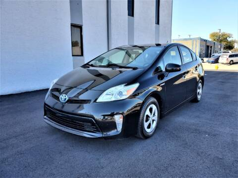 2014 Toyota Prius for sale at Image Auto Sales in Dallas TX
