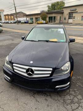 2012 Mercedes-Benz C-Class for sale at Butler Auto in Easton PA