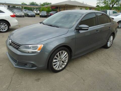 2014 Volkswagen Jetta for sale at H & R AUTO SALES in Conway AR