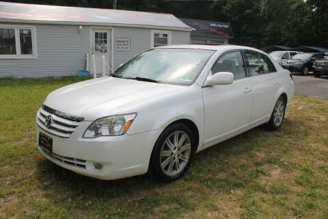 2006 Toyota Avalon for sale at Manny's Auto Sales in Winslow NJ