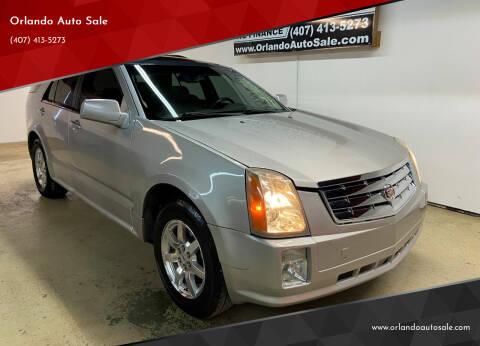 2008 Cadillac SRX for sale at Orlando Auto Sale in Orlando FL