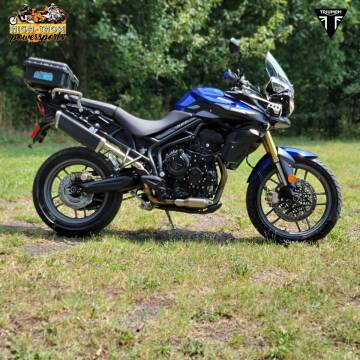 2013 Triumph Tiger 800 for sale at High-Thom Motors - Powersports in Thomasville NC