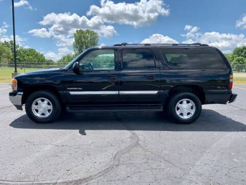2005 GMC Yukon XL for sale at Caruzin Motors in Flint MI
