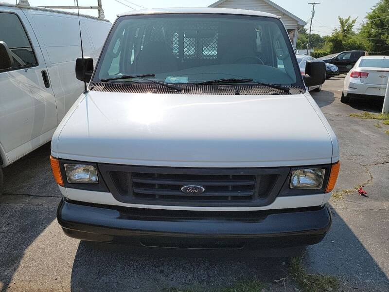 2003 Ford E-Series Cargo for sale in Madison, TN