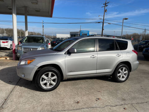 2008 Toyota RAV4 for sale at Baton Rouge Auto Sales in Baton Rouge LA
