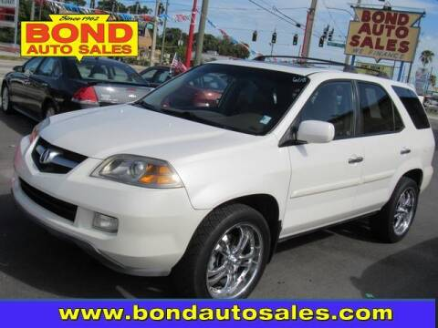 2004 Acura MDX for sale at Bond Auto Sales in St Petersburg FL
