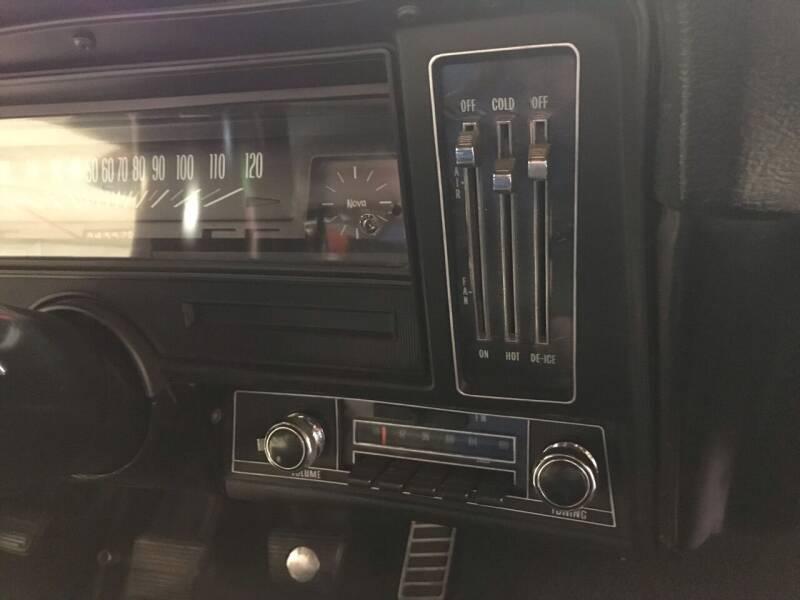 1970 Chevrolet Nova SSL78 - Treynor IA