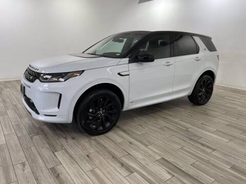 2020 Land Rover Discovery Sport for sale at TRAVERS GMT AUTO SALES - Traver GMT Auto Sales West in O Fallon MO
