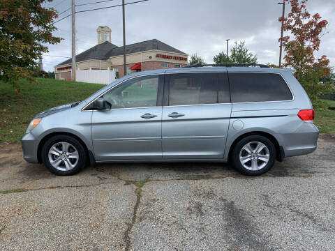2010 Honda Odyssey for sale at Bill Henderson Auto Group Inc in Statesville NC