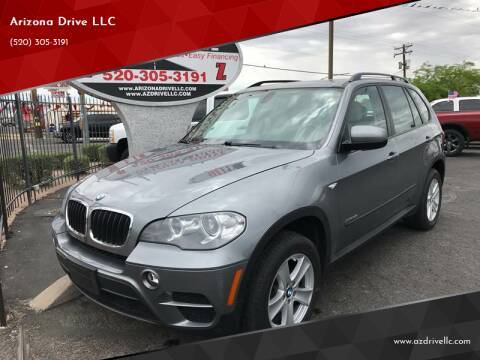 2012 BMW X5 for sale at Arizona Drive LLC in Tucson AZ