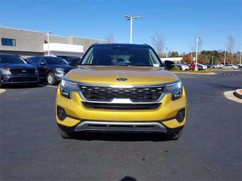 2021 Kia Seltos for sale at Lou Sobh Kia in Cumming GA