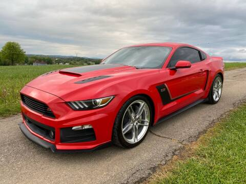 2016 Ford Mustang for sale at Jackson Automotive LLC in Glasgow KY