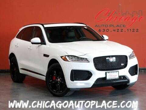 2019 Jaguar F-PACE for sale at Chicago Auto Place in Bensenville IL