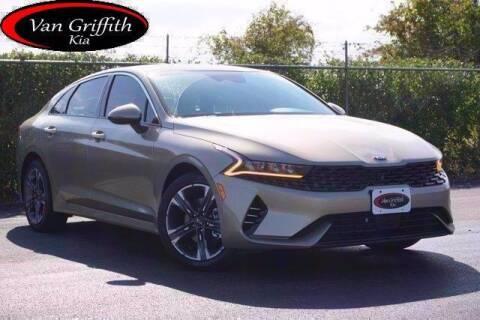 2021 Kia K5 for sale at Van Griffith Kia Granbury in Granbury TX