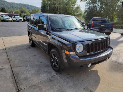 2015 Jeep Patriot for sale at A - K Motors Inc. in Vandergrift PA
