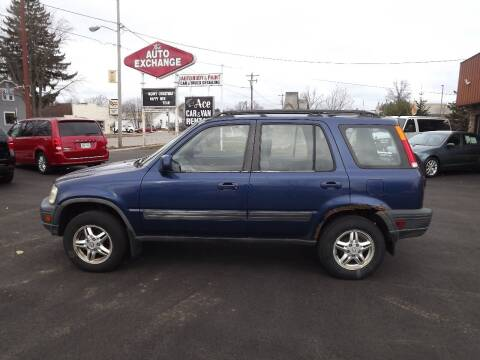 1999 Honda CR-V for sale at The Auto Exchange in Stevens Point WI
