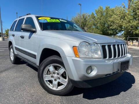 2005 Jeep Grand Cherokee for sale at UNITED Automotive in Denver CO