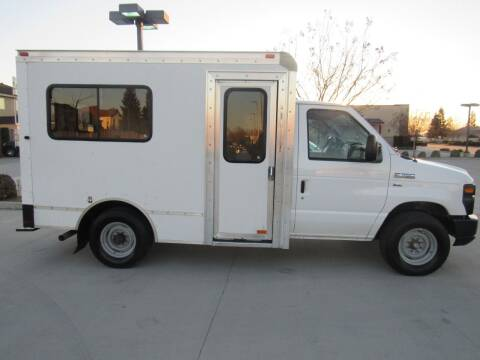 2013 Ford E-Series Chassis for sale at Repeat Auto Sales Inc. in Manteca CA