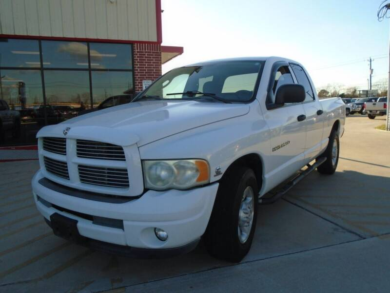 2003 Dodge Ram Pickup 2500 for sale at Premier Foreign Domestic Cars in Houston TX