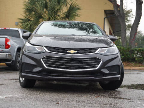 2017 Chevrolet Cruze for sale at Winter Park Auto Mall in Orlando FL