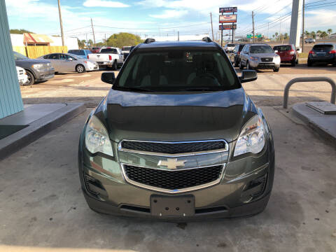 2013 Chevrolet Equinox for sale at Max Motors in Corpus Christi TX