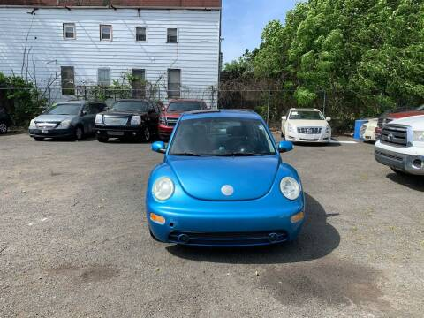 2004 Volkswagen New Beetle for sale at 77 Auto Mall in Newark NJ
