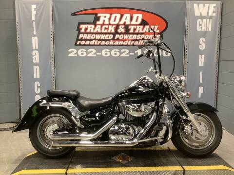 2005 Suzuki Boulevard  for sale at Road Track and Trail in Big Bend WI