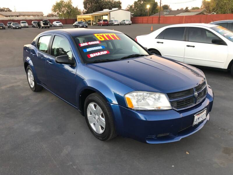 2010 Dodge Avenger for sale at Mega Motors Inc. in Stockton CA