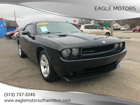 2010 Dodge Challenger for sale at Eagle Motors in Hamilton OH