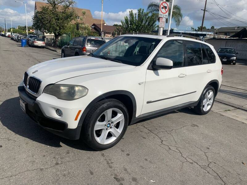 2007 BMW X5 for sale at Olympic Motors in Los Angeles CA