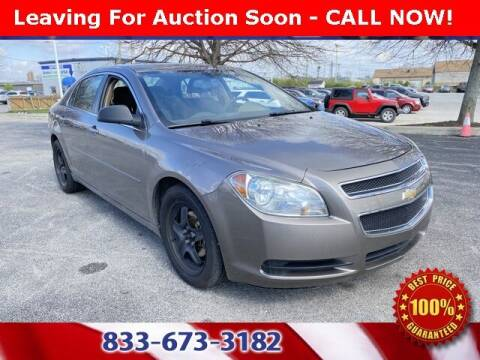 2011 Chevrolet Malibu for sale at Glenbrook Dodge Chrysler Jeep Ram and Fiat in Fort Wayne IN