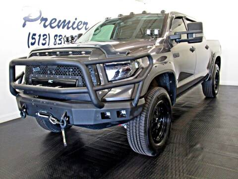 2016 Toyota Tundra for sale at Premier Automotive Group in Milford OH