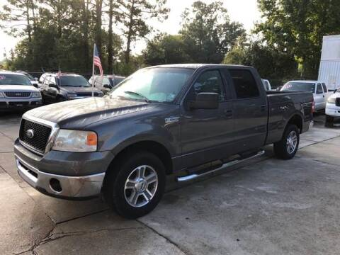 2007 Ford F-150 for sale at Baton Rouge Auto Sales in Baton Rouge LA