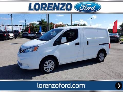 2019 Nissan NV200 for sale at Lorenzo Ford in Homestead FL