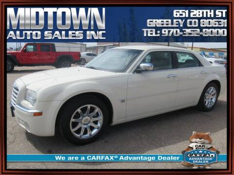 2006 Chrysler 300 for sale at MIDTOWN AUTO SALES INC in Greeley CO
