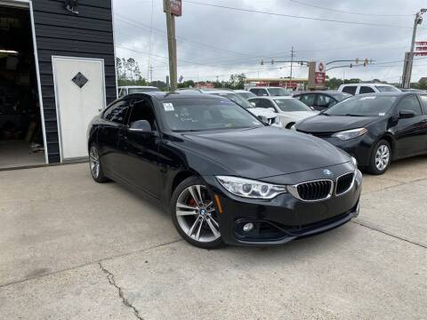 2015 BMW 4 Series for sale at Direct Auto in D'Iberville MS