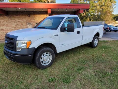 2014 Ford F-150 for sale at Murdock Used Cars in Niles MI