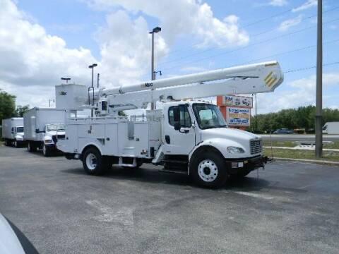 2010 Freightliner M2 106 for sale at Longwood Truck Center Inc in Sanford FL